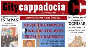 EKİM 2017 City Cappadocia