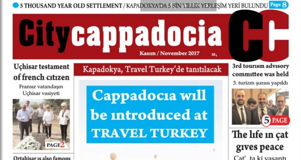 KASIM 2017 CİTY CAPPADOCİA