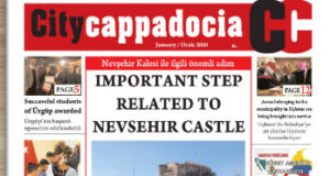 CİTY CAPPADOCİA OCAK SAYISI ÇIKTI