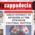 City Cappadocia EKİM Sayısı çıktı