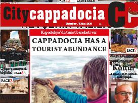 CİTY CAPPADOCİA EKİM SAYISI ÇIKTI