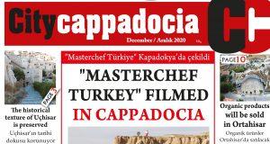 CİTY CAPPADOCİA ARALIK SAYISI ÇIKTI